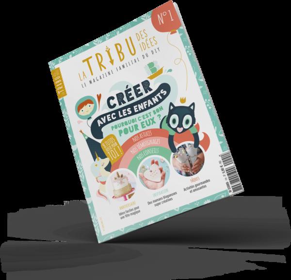 Magazine la tribu des idées n°1