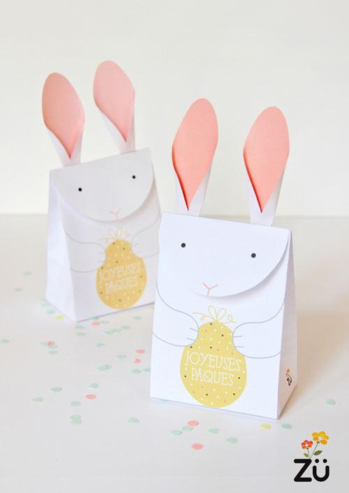 printable pour bunny box