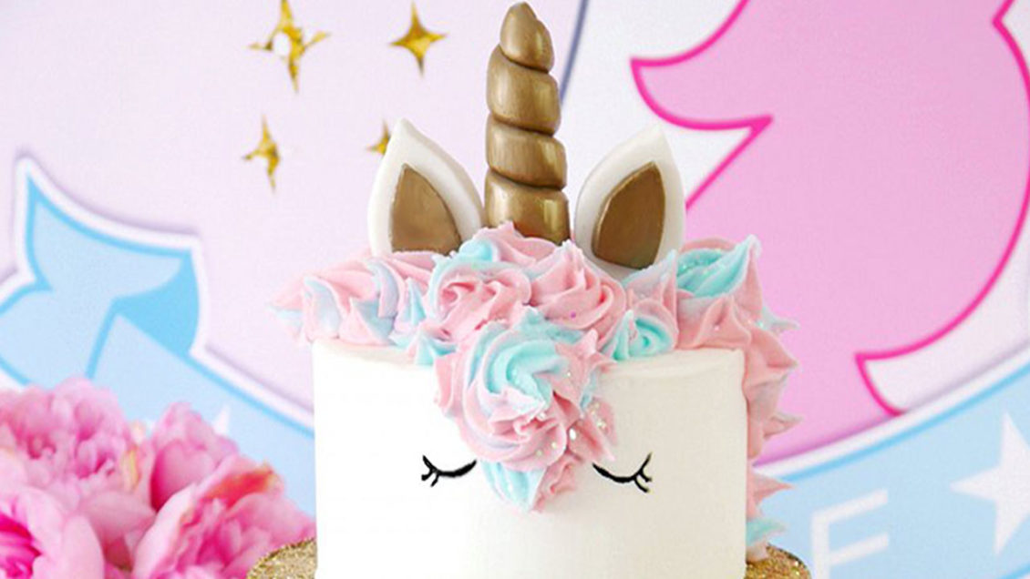 tutoriel pour le gateau licorne