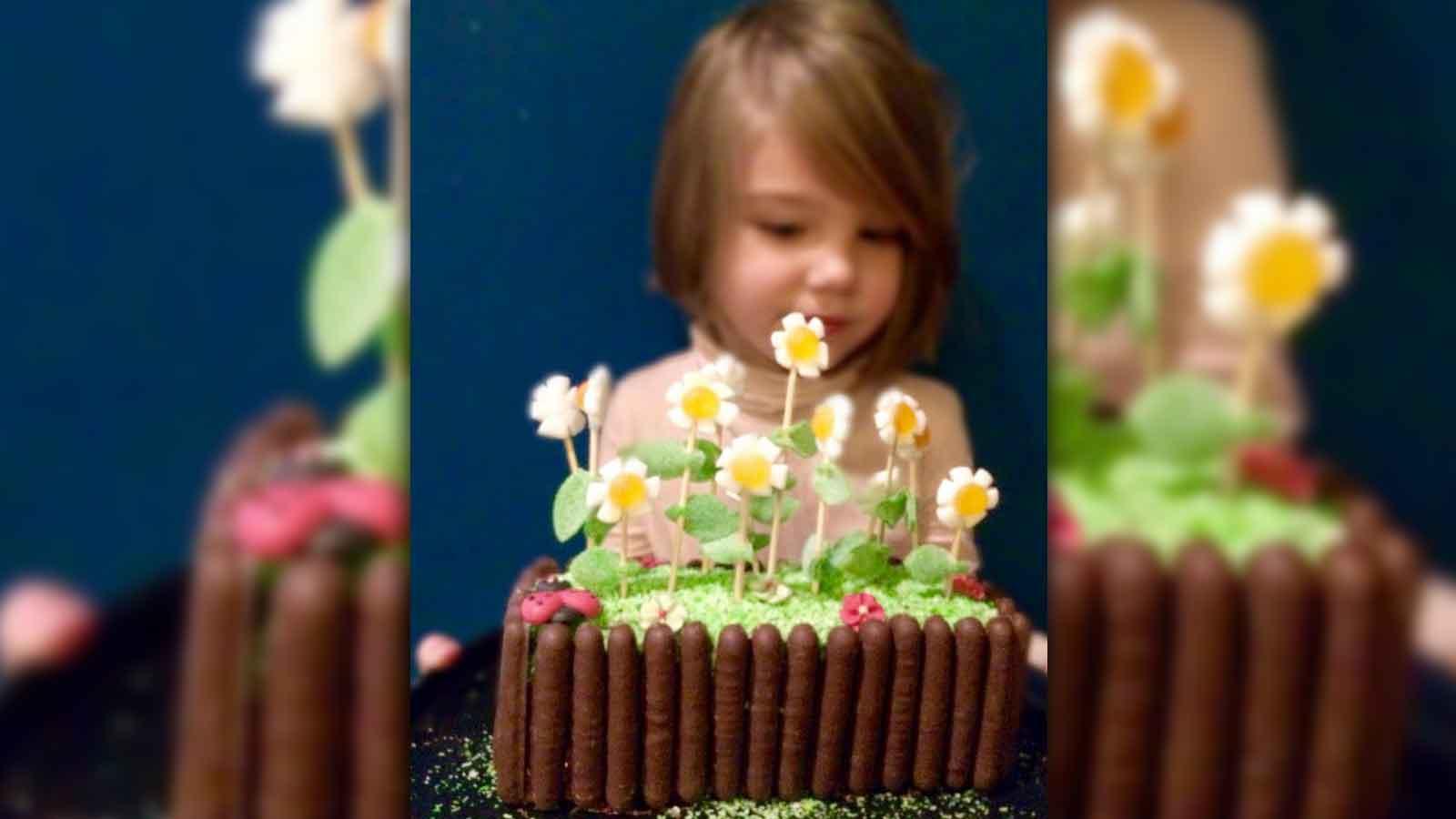 mamans créatives : Mathilde fait des gâteaux