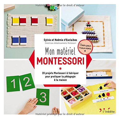 mon matériel montessori