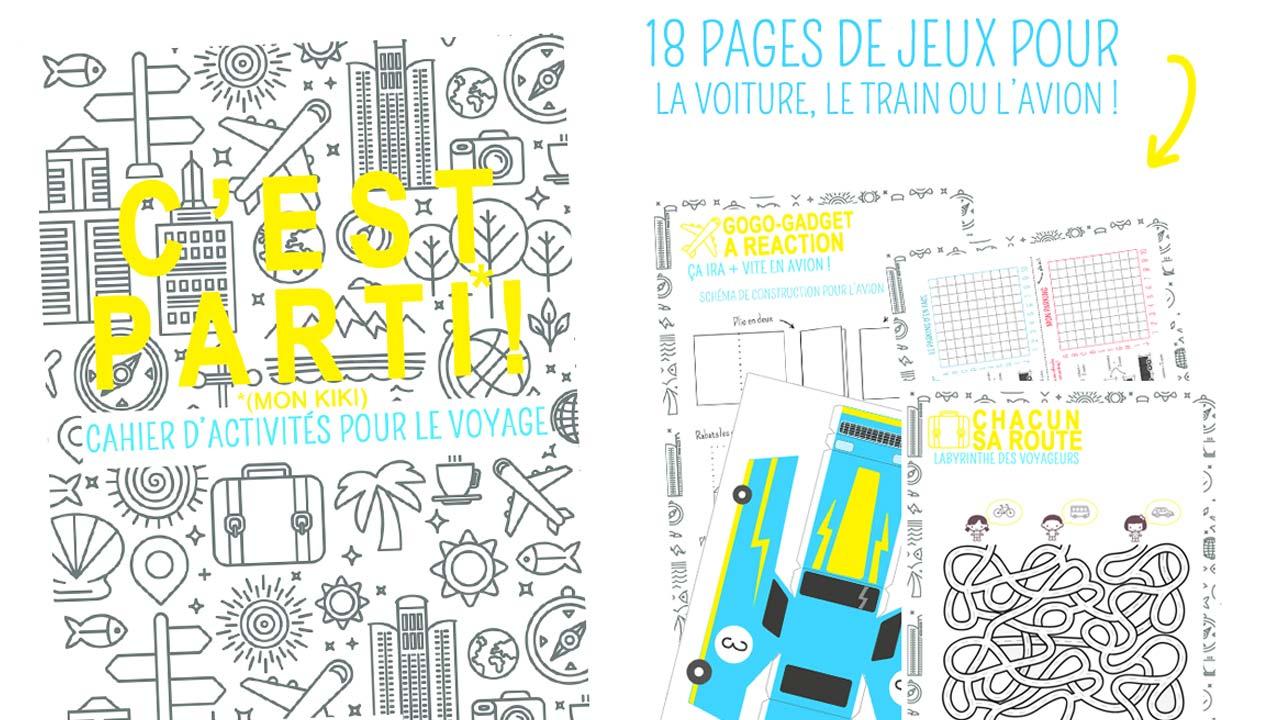 cdb7834e6bb92 Les enfants y trouveront pas moins de 18 pages de jeux. Labyrinthe