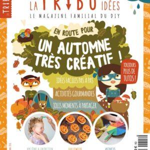 Couverture du numéro 3 du magazine La Tribu des Idées