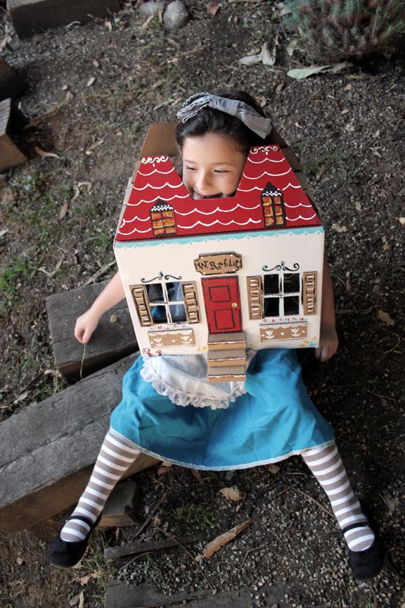 costume Alice au pays des merveilles enfant