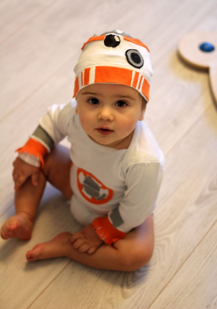 costume bb-8 enfant