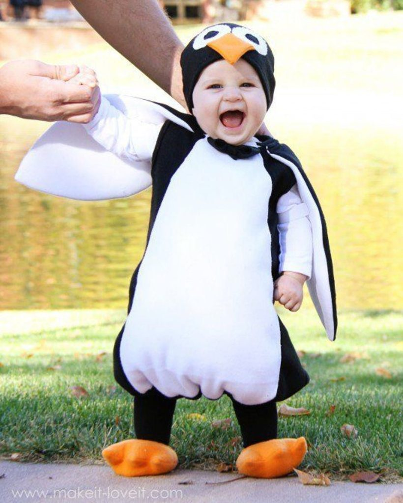 costume pingouin mary poppins
